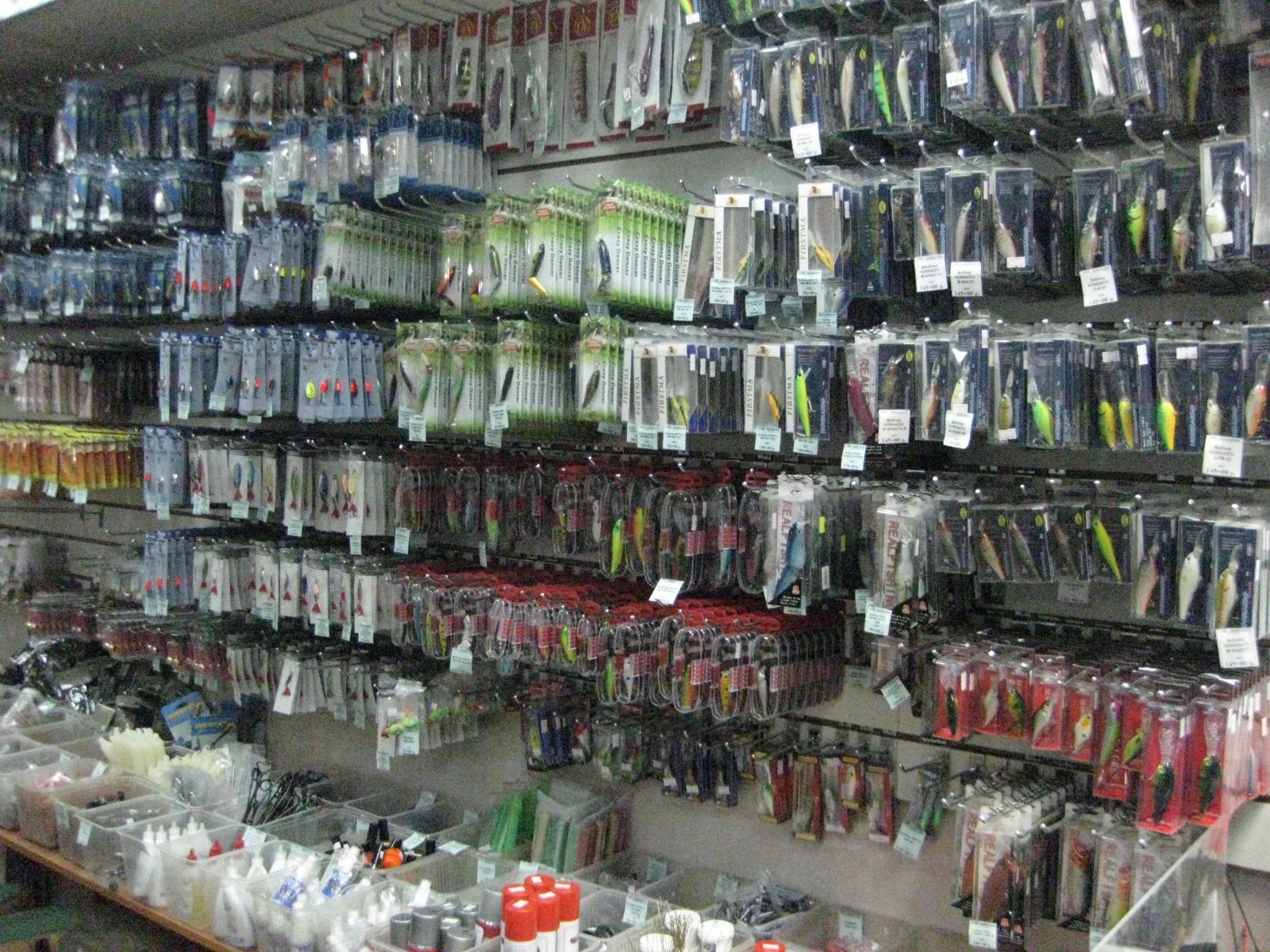товары для охоты и рыбалки в вологде