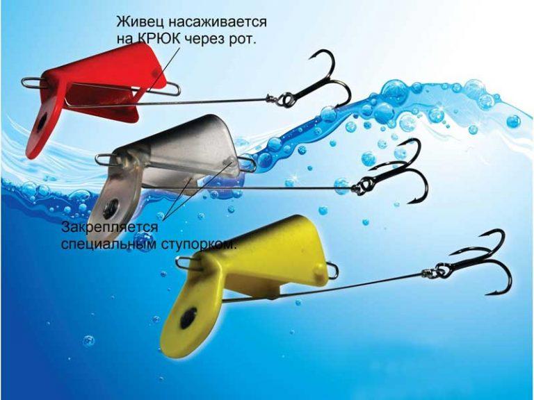 снасточка для ловли судака на рыбку